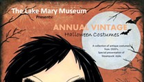 Vintage Halloween Costumes Exhibition
