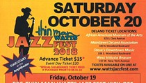 Thin Man Watts Jazz Fest