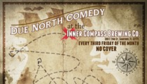 Due North Comedy: Vince Taylor