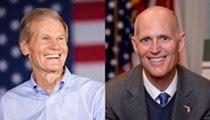 Bill Nelson, Rick Scott take off gloves in first Senate race debate