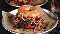 National Pulled Pork Day at Sonny's BBQ