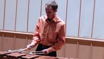 Guest Artist Recital: Korry Friend, percussion