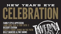 New Year's Eve Celebration at Taverna Opa