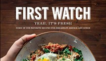 Breakfast restaurant First Watch releases first cookbook, 'Yeah, It's Fresh'