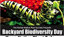 Backyard Biodiversity Day