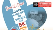 Lace-Up to Buckle-Up 5K