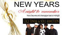 New Year's Eve with CeCe Teneal & Soul Kamotion