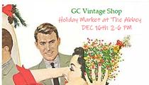 GC Vintage Shop's Holiday Market
