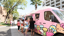 Hello Kitty Cafe Truck rolls into Orlando this Saturday
