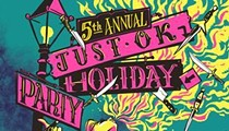 Enter for a chance to win GA Tickets to the 5th Annual Just Okay Holiday Party!