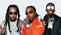 Migos come together at CFE Arena for a night of bespectacled hip-hop