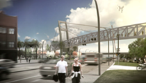 West Colonial Drive near I-4 is closing this weekend for pedestrian bridge construction