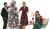 Jane Lynch: A Swingin' Little Christmas comes to the Dr. Phillips Center for a truly merry affair