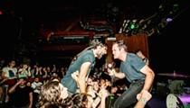 This Little Underground: Ceremony, Wildhoney, Tony Molina, False Punk, Gross live (The Social)