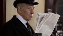 Mr. Holmes imagines Sherlock's final mystery