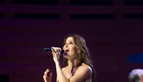 The complex case of Idina Menzel: The Broadway and film star brings her 'Frozen' gold hit and impressive range of tunes to Dr. Phillips Center