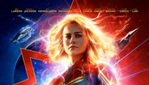 Win Advanced Movie Passes to CAPTAIN MARVEL!