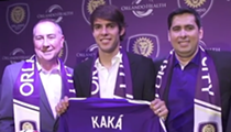 Orlando City Soccer player Kaká is now enrolled at Full Sail