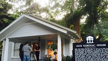 A Poetry Jazz BBQ Celebration of Jack Kerouac