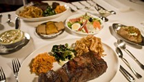Worth the drive: Bern's Steak House in Tampa