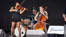 Violectric will rock the house at Artlando, Sept. 26