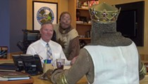 Mayor Buddy Dyer makes cameo in promo for Monty Python theater production