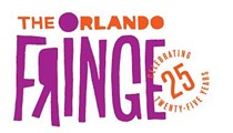The Orlando Fringe gets a fancy-schmancy new brand for their 25th anniversary