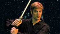'One Man Star Wars Trilogy' gets laughs out of lightsabers at the Dr. Phillips Center
