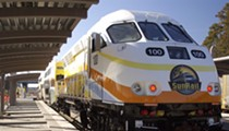 SunRail gets federal support to connect to Orlando airport