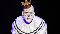 The wicked little twist in Puddles Pity Party's Orlando show is the surprising drama