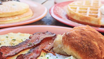 Your breakfast-for-dinner dreams come true (again!) tonight at the Coop