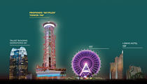 Universal Studios and 'concerned citizens' send out anti-Skyplex mailers