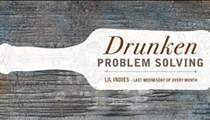 Solve holiday problems for booze at Lil Indies' Drunken Problem Solving