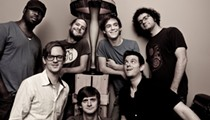 Snarky Puppy will bring the funk-fueled jams to The Plaza Tuesday night