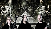 Death metal vets Nile flood the Haven on Saturday with crushing riffs