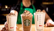 This week only: 3 limited-edition Starbucks drinks for Valentine's Day