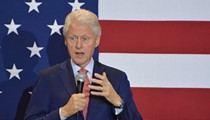 Bill Clinton: 'It would be a good thing to have a woman president'