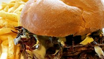 Artisan's Table's house-made pastrami sandwich is one of our favorite new tastes in town