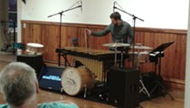 """Thad Anderson debuts Sunrail-inspired music work """"Northbound"""" at In-Between Series"""