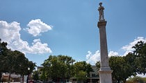 Lakeland's Confederate statue is finally coming down