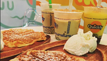 Quickly Boba & Snow's mochi waffle is the best way possible to celebrate #WaffleDay