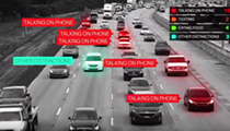 Study films Florida's I-95 and singles out every single distracted driver