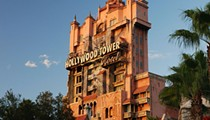 There's a rumor that Tower of Terror will soon be getting a bar