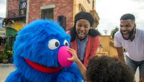Get a first look at SeaWorld Orlando's now open Sesame Street land