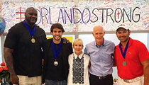 Shaq, Tebow, Kaka and others visit Orlando Pulse victims in hospital