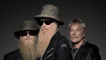 ZZ Top to play 50th anniversary show in Central Florida this fall