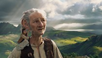 For a movie about giants and the expansive power of dreams, <i>The BFG</i> feels rather small