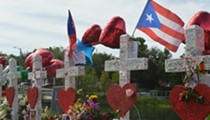 49 crosses for Pulse victims moved from hospital to history center