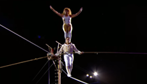 'America's Got Talent' shows Sarasota tightrope walkers pulling off crazy tricks