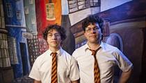 Harry and the Potters, Koo Koo Kanga Roo